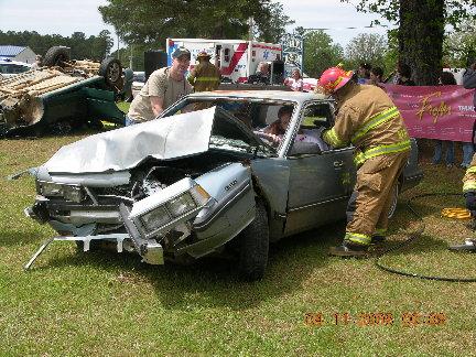 MADD MHS Mock DWI Crash–VIDEO | Monticello Live