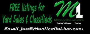free classifieds yard sale