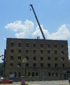 Ridgeway Construction Update Monticello Live