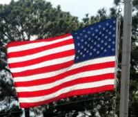 1 U.S Flag
