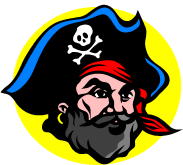pirate logo