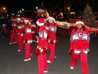 DC Jr High Cheerleaders Dance