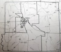 Current JP Boundaries