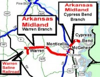 Arkansas Midland Railroad Improvements