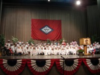 Kindergarten Graduating Class of 2012