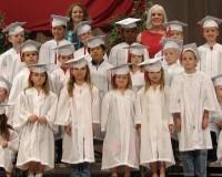 Ms. Susan Cossey's class, Kindergarten para-professional Lorra Kelley