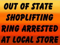 Shoplifting Arrests
