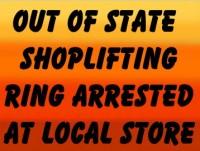 Shoplifting Arrests