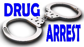 drug arrest