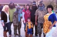 Duck Dynasty at Pauline Baptist Fall Fest