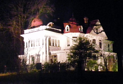 Ghost Hunters Syfy Channel Show At Allen House