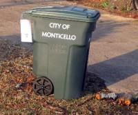New Residential Dumpster