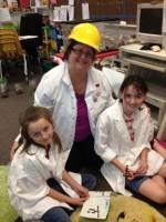 Krista Donley, Eva Arrington teacher, Aspen White