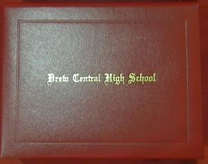 dc drew central diploma