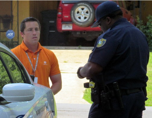 Harrassing Security Salesmen bring Multiple Complaint Calls to ...