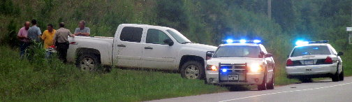 Week Long Crime Spree Ends With County Line Man Hunt From August