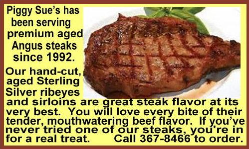 Piggy Sues Steaks