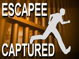 escapee captured
