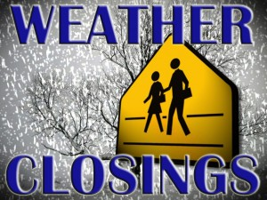 z Weather Closings