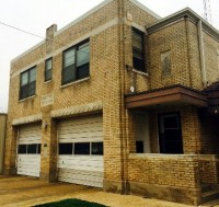 Renovate old fire station for MPD