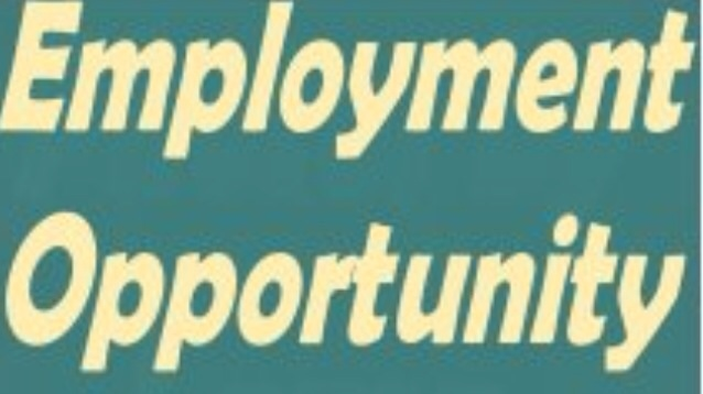 Employment opportunity flat