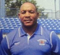 Coach Marty Davis