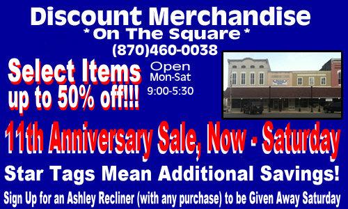 DiscountMerchandise