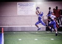 Anthony Milholland,   wide receiver  - 3 passes for 55 yds  --- 1 pass for 25 yd for TD