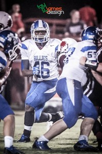 Ruffin earned defensive player of the week, with 10 tackles & 1 tackle for loss