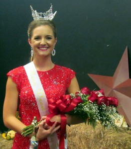 Miss Drew County - Charlee Carter