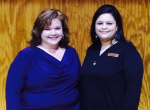 Beverly Burks and Courtney Hale are seeking the office of Circuit Clerk, following the retirement os Sandra Erlanson.