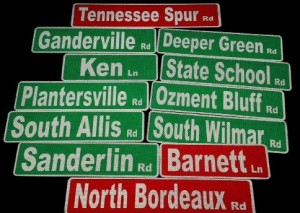 The theft of road signs could result in serious injury or death, if an ambulance crew has difficultly locating a residence.  Theft of county signs is punishable by a fine of up to $1,000. Anyone having knowledge of stolen signs is asked to contact the Sheriff's Office at 367-6211.