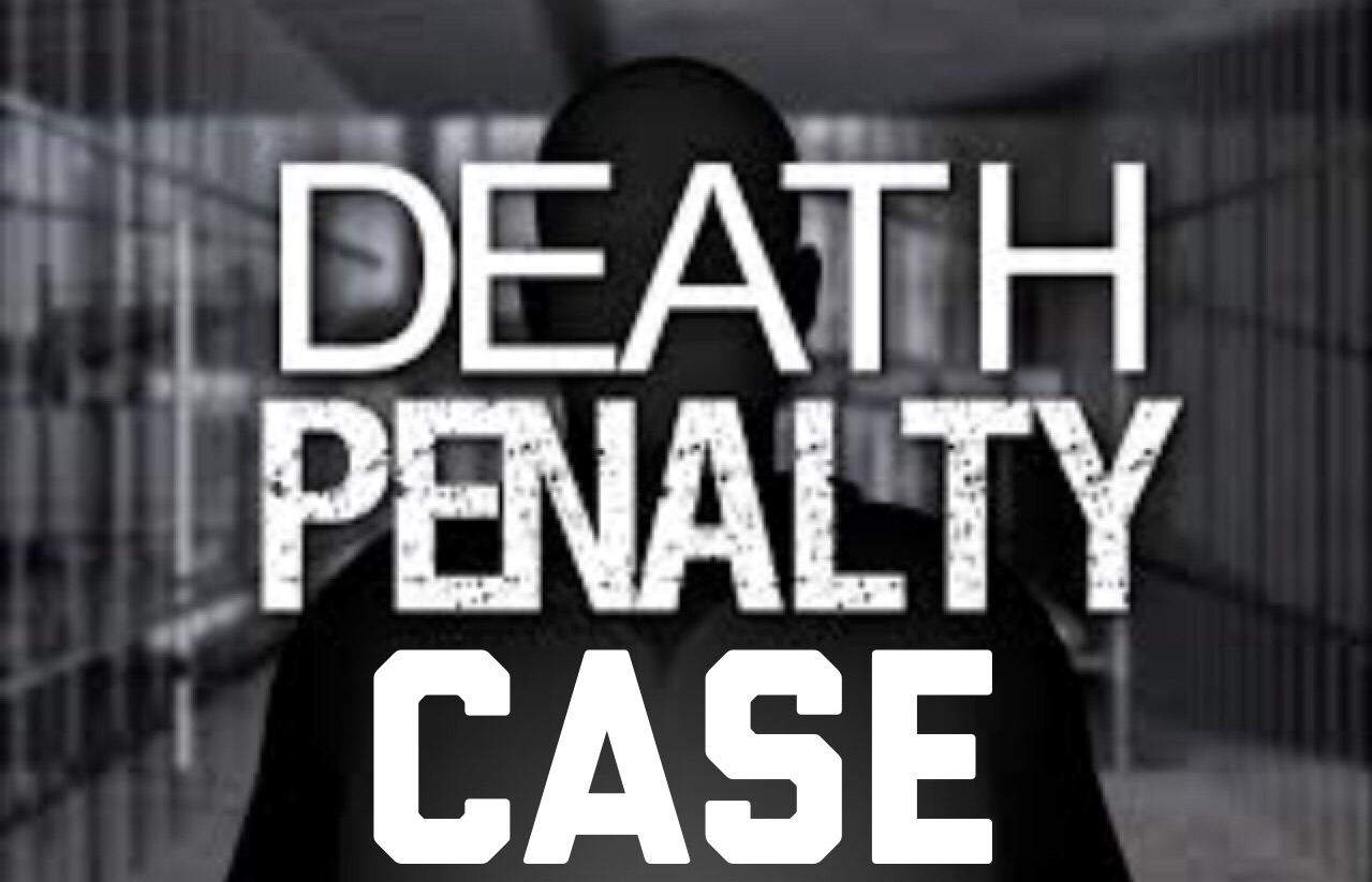 murder and the death penalty As each death-penalty verdict for the five southern california victims was read wednesday morning,  jack reilley, father of murder victim,.
