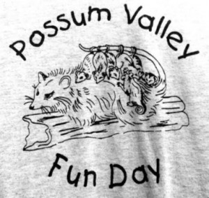 Possum Valley fun day