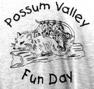 Possum Valley fun day