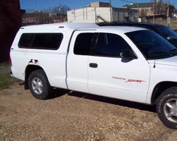 1999 Dodge ext-cab dakota 001