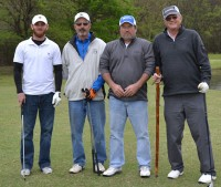 Cablevision's team placed first in the first flight of the Southeast Arkansas Health Foundation Golf Tournament