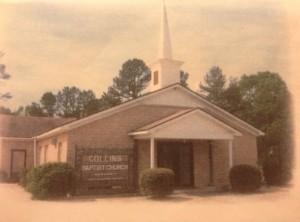collins baptist church