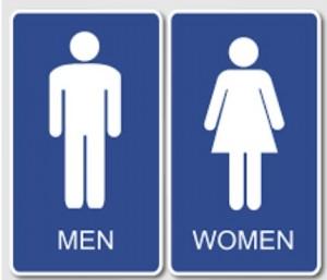Transgender restrooms