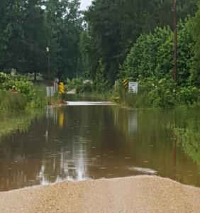 Piney Creek Lane Bridge