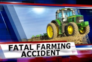 Fatal farming accident