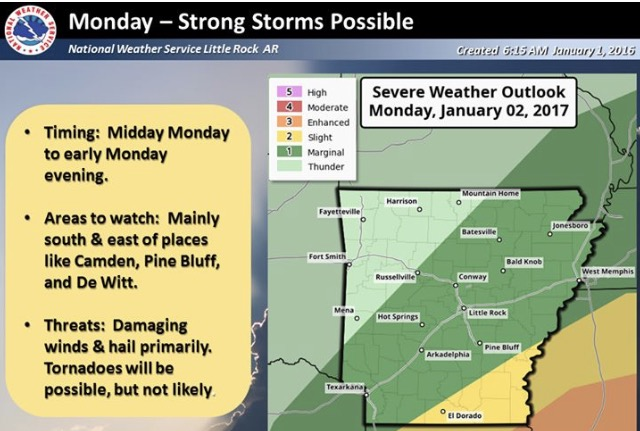 Storms Pummel Deep South, Killing Four in Alabama