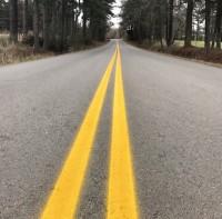 Street striping