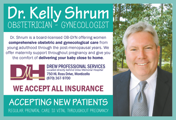 Dr Kelly Shrum Accepting New Patients Monticello Live