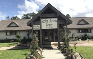 Sr senior center