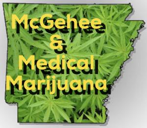 McGehee medical marijuana