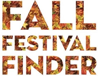 Fall festival Finder