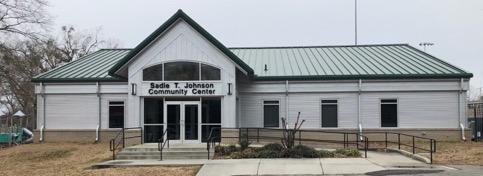 Sadie Johnson community center