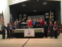 Cub Scout Pack 69 Group Picture