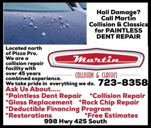 Martin collision classics